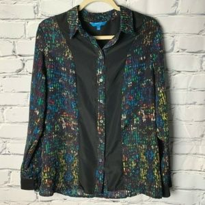 Derek Lam for Design Nation Blouse Size Large Top